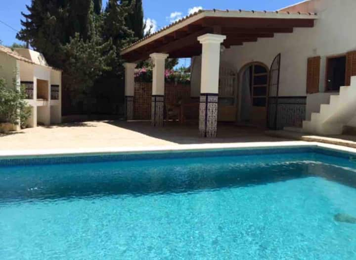 Casa Mica : large private pool
