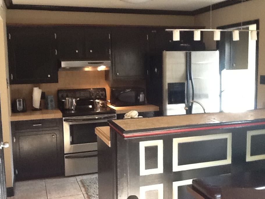 Kitchen/Keurig/Dishwasher