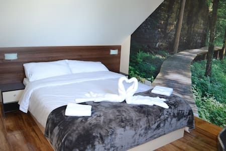 Self-catering/B&B  2 bedrooms, parking - Ennis