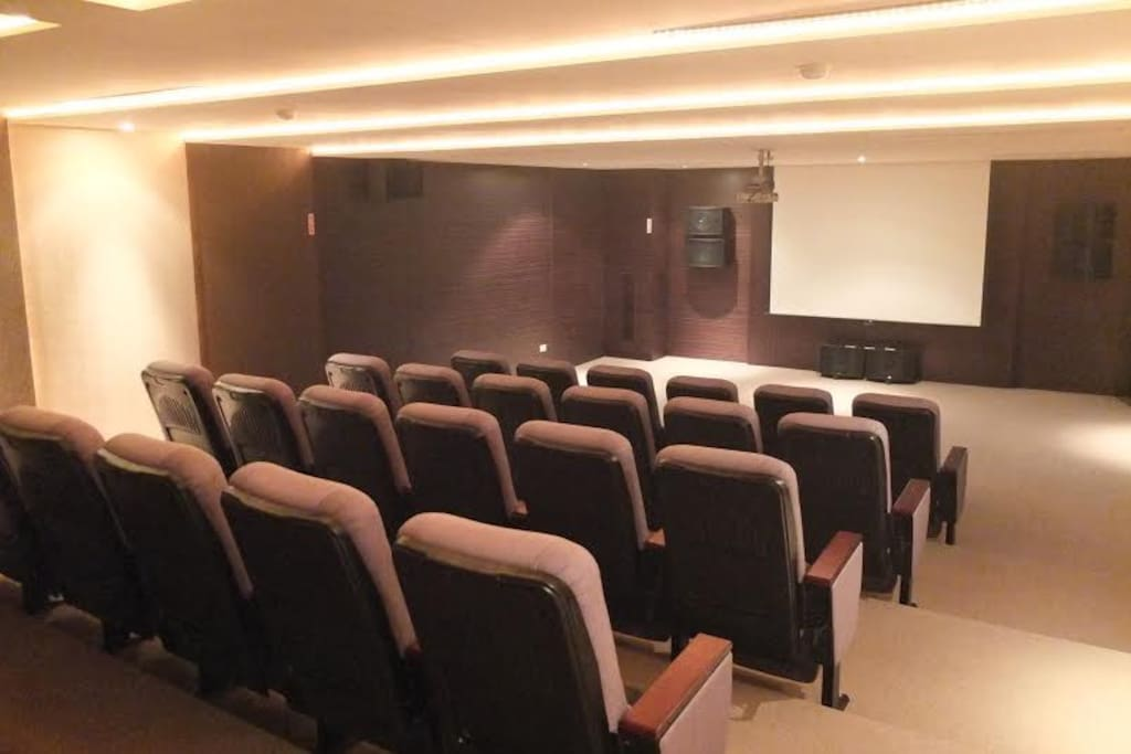KTV and conference room