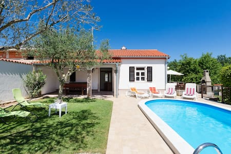 Two Bedroom House, in Peruški, Outdoor pool