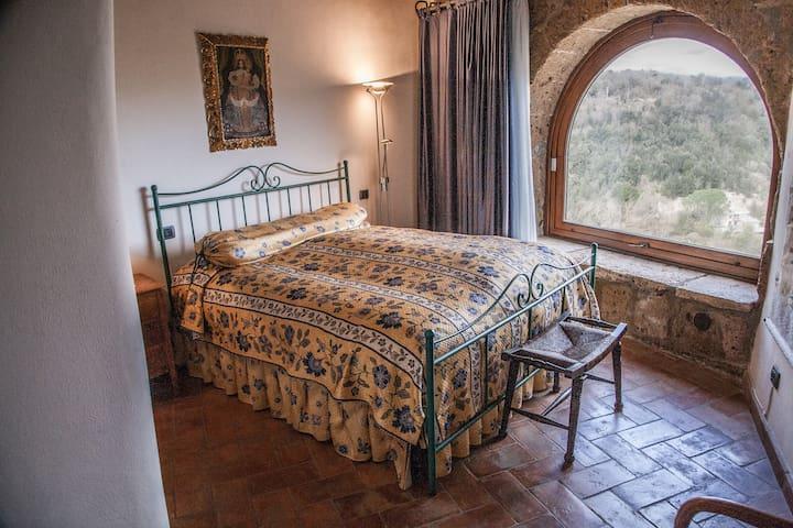 Casa degli Archi - Suite Pensatori - Pitigliano