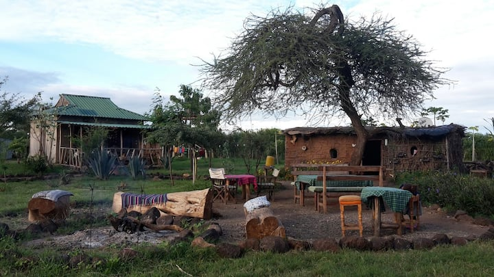 WE4KENYA Guesthouse & Farm  Best place Amboseli!