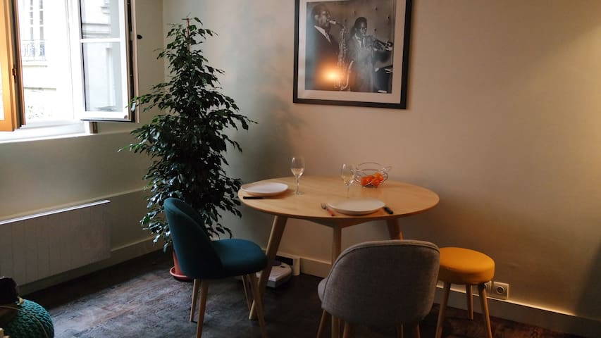 Grand studio sur l'Ile Saint Louis - Paris - Apartmen