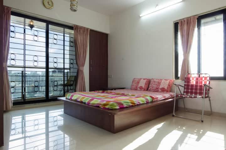Room with view at  santacruz W