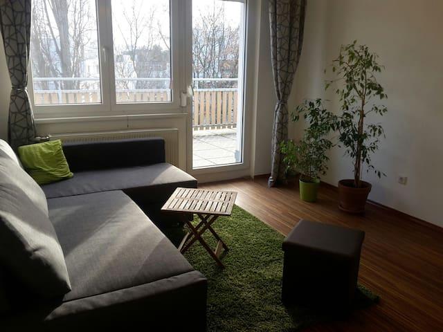 Komfortable Wohnung in Wien 19. mit Terasse - Wien - Apartment