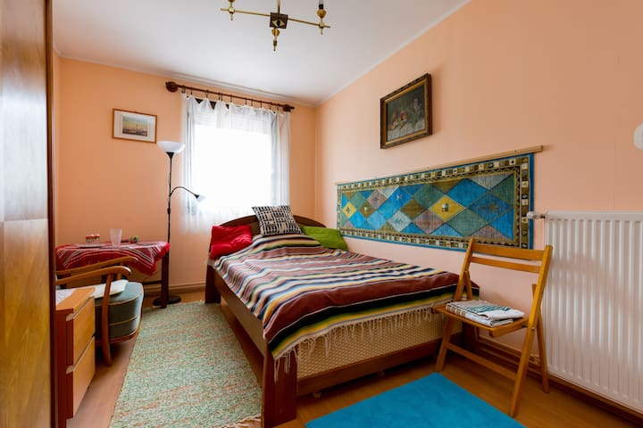 Big Cosy Double Bedroom - Budapest - House