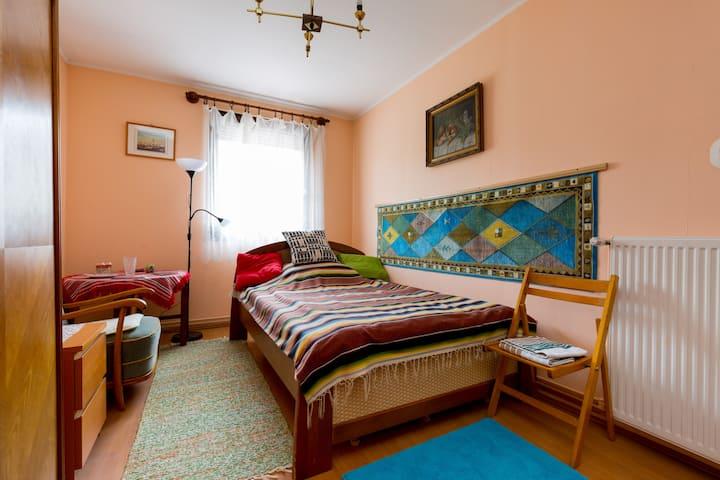 Big Cosy Double Bedroom