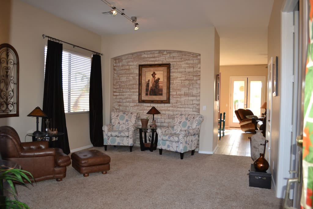 Formal Living Room