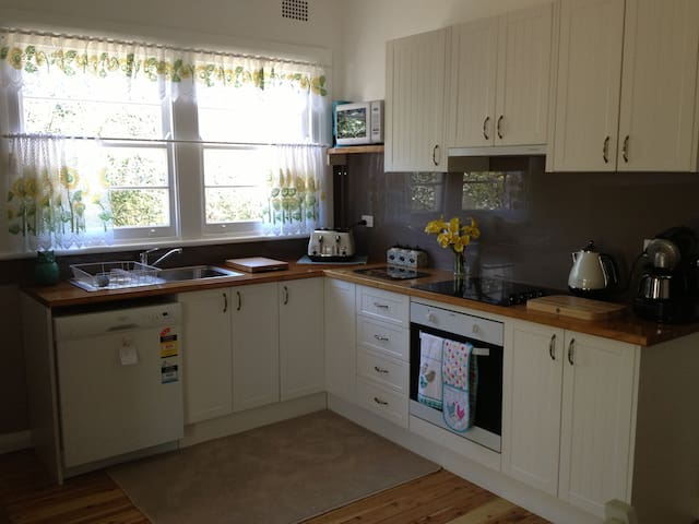 New Country Style Kitchen