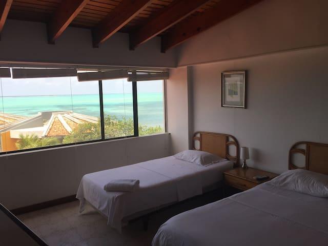 APARTAMENTO CON VISTA AL MAR - San Andrés islas - Apartment