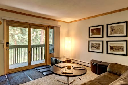 Entire 1br/1ba Bus Route Vail - Appartement
