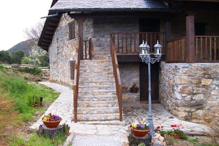 Rural Médulas 1. Casa rural en precioso entorno - Campañana