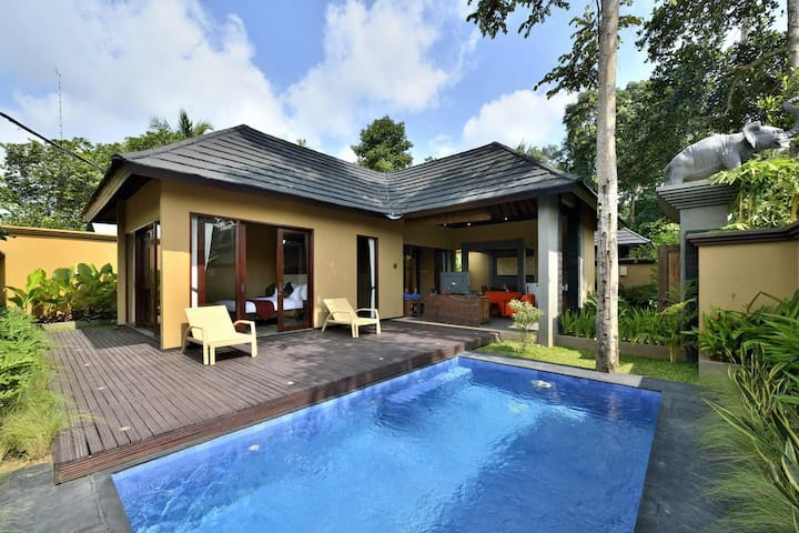 Two Bedroom Pool near Lotus Cafe Ubud
