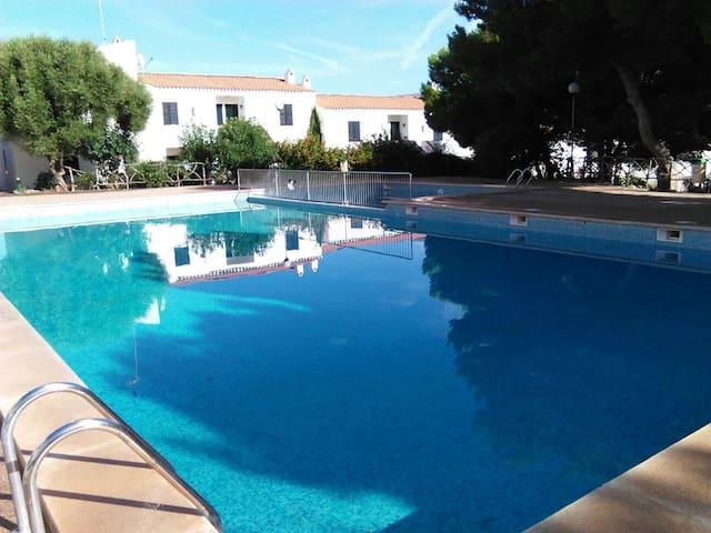 Apartamento de playa - Arenal d'en Castell - Apartamento