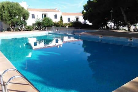 Apartamento de playa - Arenal d'en Castell