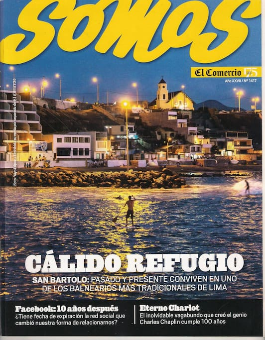 one of the SOMOS Articles about San Bartolo
