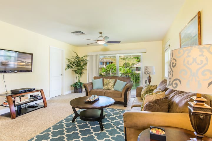 Family-Friendly Beach Condo at KoOlina Kai (1063E)