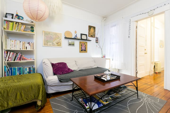 Cute & cozy room in Ridgewood