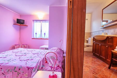 DOUBLE ROOM - Buia - Bed & Breakfast