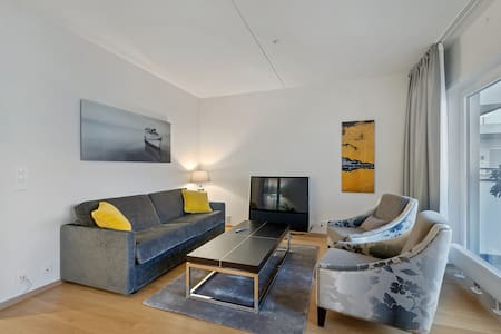 Ibsen-Exclusive Apartment near the beach/Oslo city