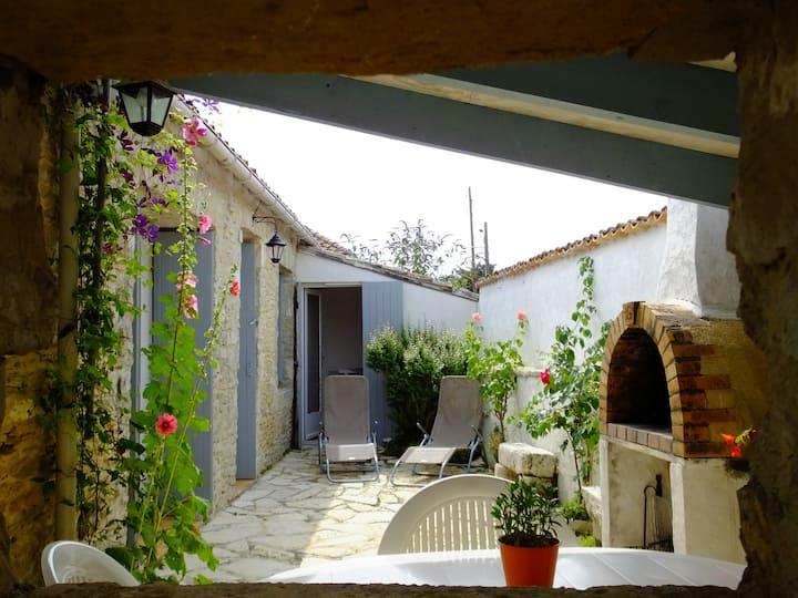 Maison de vacances entre St Pierre et Boyardville