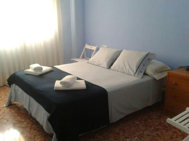 Apartament very close to the beach - Puerto de Sagunto - Leilighet