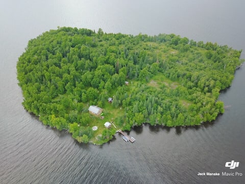 Enjoy your own private island!