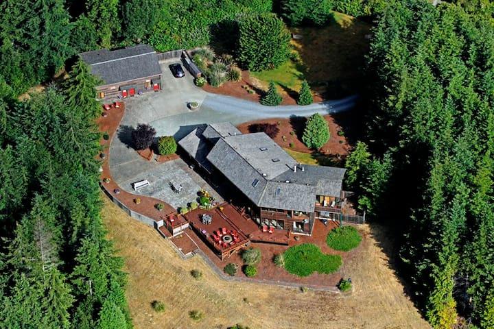 Bandon Estate/ A Golfers Lodge - Bandon - Huis