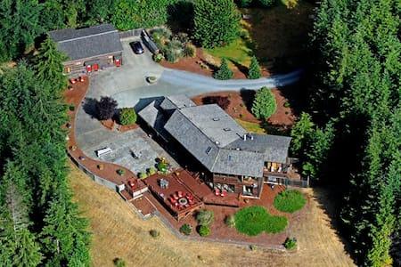 Bandon Estate/ A Golfers Lodge - Bandon - Hus