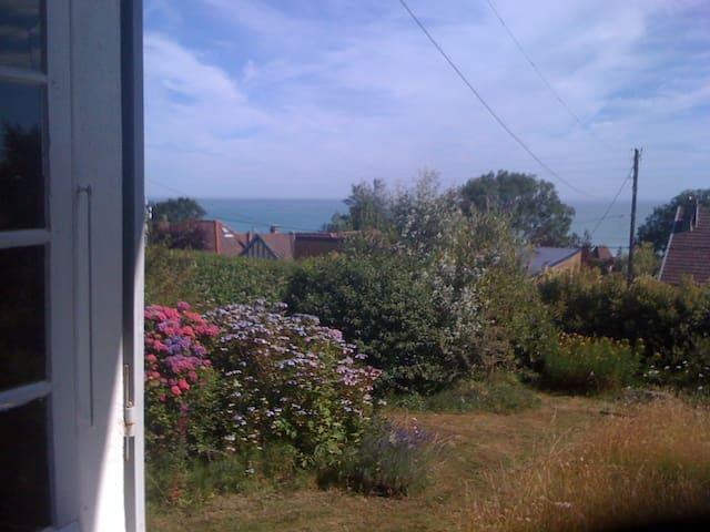 GITE VUE SUR MER  Normandie 76