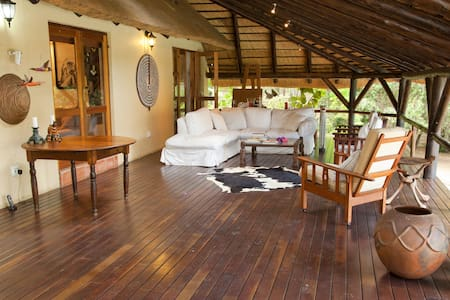 Kingfisher Lodge your quiet haven  - Sandton - Haus