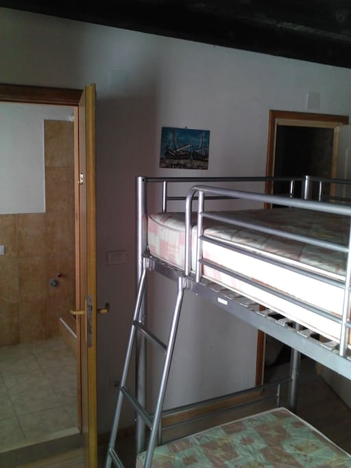 3 dorm room