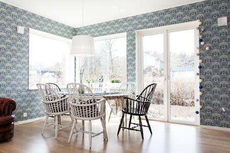 Brand new family friendly villa - Älta