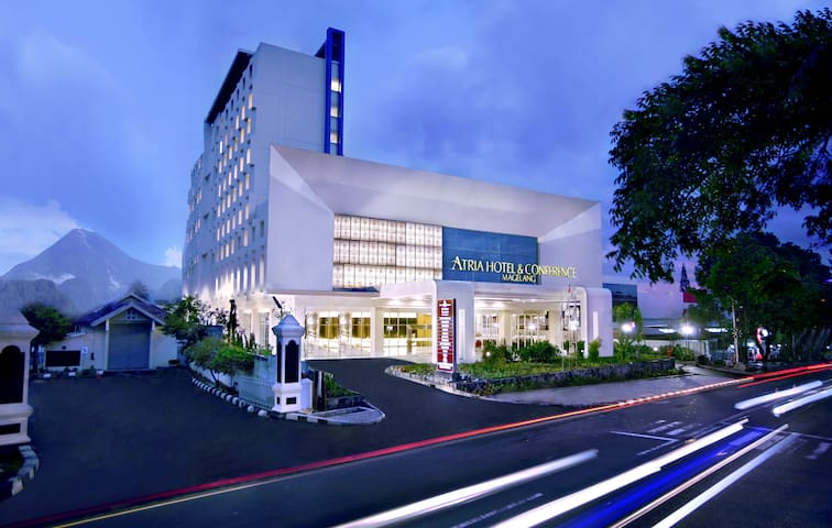 Atria Hotel and Conference - Magelang - Wikt i opierunek