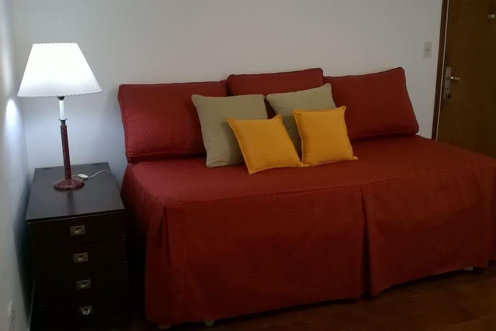 somier de 90cm de ancho con cama abajo