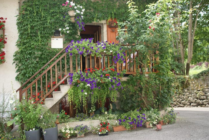 Charming village house Talloires