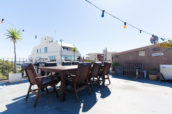 Roof Top Terrace in the City Centre - West Perth - Wohnung