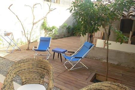 casa con veranda  e giardino - Siderno
