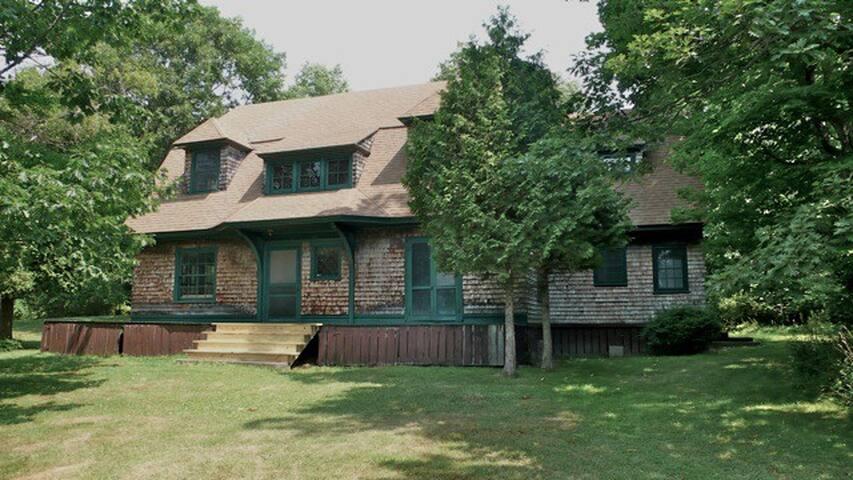 Orginal Thousand Island River house - Clayton - Insel