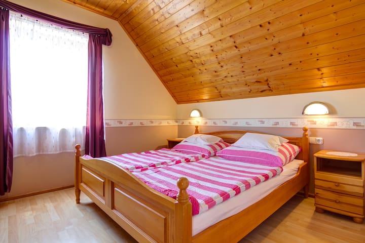 2 bedrooms apartment in Héviz/1-4 P - Hévíz - Apartamento