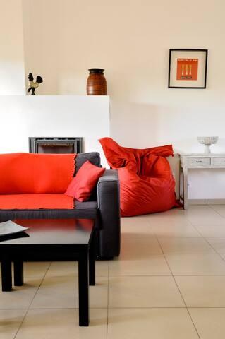 Appartement au coeur des vignes - Carcassonne, villegailhenc - Wohnung