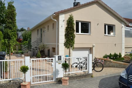 Beautiful Garden Apartment - Riedstadt - アパート