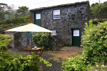 Casa da Adega, authentic Azores - Haus