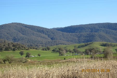 Rancho Relaxo High Country House - Cudgewa