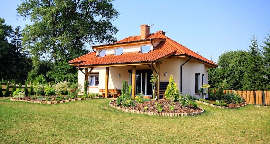Villa Grunwald, własny pomost - Grunwald