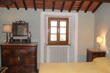 Marvelous apartment with loggia - Cetona - Apartamento