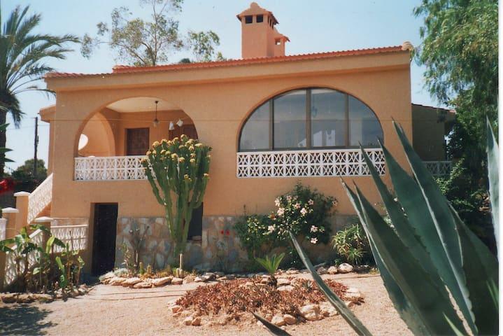 Maison avec piscine et jardin privé - Ciudad Quesada - Rumah