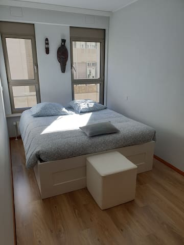 Cosy appartment room in Lux city center