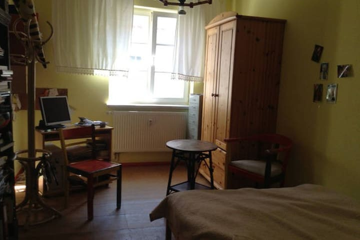 Cozy room in Leipzig Südvorstadt